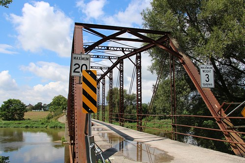 Winterbourne Bridge (Woolwich Township, Ontario)