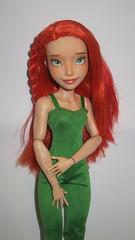 Ivy Repainted (Still Museum) Tags: doll dcshg dc super hero girls poison ooak custom repaint