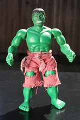 World's Greatest Super Heroes - The Incredible Hulk ( Mego 1975 ) (Donald Deveau) Tags: mego wgsh worldsgreatestsuperheroes actionfigure marvelcomics superhero thehulk toys toyphotography vintagetoy doll