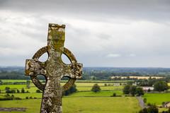 Ireland - Cashel - The Rock (Marcial Bernabeu) Tags: marcial bernabeu bernabéu ireland cashel irlanda rock roca cruz cross celtic celta stone piedra old antique antigua verde green marc