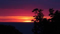 Skinningrove Sunrise View (philb1959) Tags: sunrise sea skinningrove northeast england uk nature canonpowershotsx230