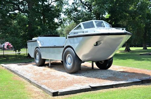 Amphibious Vehicle- Lighter, Amphibious Resupply, Cargo, 5 ton (LARC