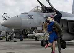 170807-N-JD834-074 (U.S. Pacific Fleet) Tags: navalairfacility atsugi naf japan eagles carrierairwing5 strikefightersquadron115 michaeldoan jd834 royalmaces vfa27 usa
