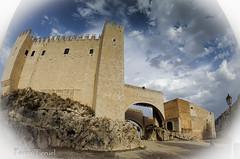 castillo de Vélez Blanco (en Almería) (pedrojateruel) Tags: nubes castillo vélez blanco