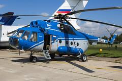 Mil Mi-8T LL - 1 (NickJ 1972) Tags: zhukovsky maks 2017 airshow aviation gromov flight research institute mil mi8 hip 08250