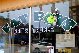 Fat Boy's Bait & Tackle - Port Washington, Wisconsin