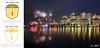 Fireworks NDP 2016 (Ken Goh thanks for 2 Million views) Tags: ndp final rehearsal 2016 fireworks colorful lighting evening blue sky reflection kallang river water smooth nopeople pentax k1 full frame sigma 1020