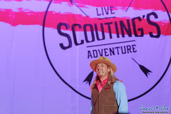 Creek Stewart Lives Scoutings Adventure (Daniel M. Reck) Tags: 2017nationalscoutjamboree 2017jambo attsummitstadium bsa boyscoutsofamerica creekstewart dmrfeature dmrphoto glenjean mounthope nsj nationalscoutjamboree sbr scouting summitbechtelreserve westvirginia year2017 speaker speaking talking unitedstates