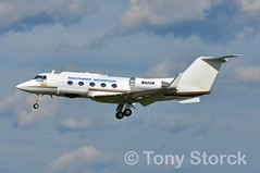 N82CR (bwi2muc) Tags: bwi airport airplane aircraft plane flying aviation spotting spotter gulfstream n82cr testbedaircraft raidtestbed northropgrumman gulfstreamii bwiairport bwimarshall baltimorewashingtoninternationalairport experimentalaircraft kbwi