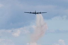 Bournemouth Air Show 2017 (35 of 39) (johnlinford) Tags: aerobatics aeroplane airshow airplane b17bomber bournemouth canoneos7d dorset flying flyingfortress jet poole poolebay air show