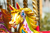Carousel Horse, Albert Dock Liverpool (Bob Edwards Photography - Picture Liverpool) Tags: carouselhorse dobbie galloper fairgroundride ridecolorful coulur colourful painted horses merrygoround