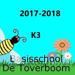 2017-2018 K3 Regenboogklas