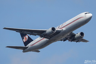 Cargojet Airways --- Boeing 767-300ERF --- C-GYAJ