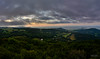 Vyhlídka skalky  during sunrise (Mayer Martin) Tags: sun sunrise czech czechnature czechflickr nature clouds nicecloud samyang8mmf35 wideangle awesomemoment rightplace righttime