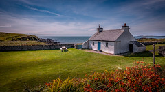 Summer days...Anglesey (Einir Wyn Leigh) Tags: anglesey coast cottage wales cymru summer seascape love special island colours water
