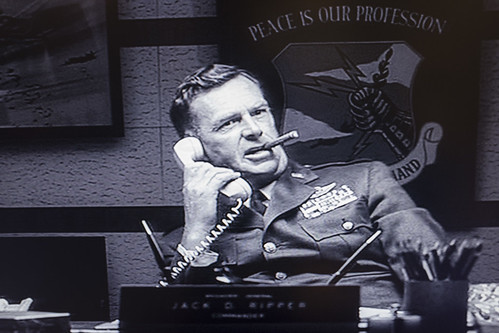 From flickr.com: checks and balances From the movie Dr. Strangelove {MID-190981}