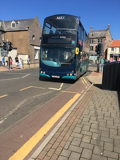 Arriva North East Wright Eclipse Gemini LF52UOY
