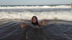 Valuri (Dumby) Tags: waves constanța românia eforie mareaneagră blacksea water children fun summer