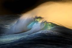 2 eyes || Bronte (David Marriott - Sydney) Tags: bronte newsouthwales australia au wave eye sea ocean beach sydney nsw surf shore break