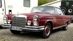 Mercedes W111 (vwcorrado89) Tags: mercedes benz mercedesbenz w111 w 111 se sec coupe w108 108
