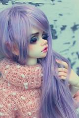 Petunia (CrayolaTicTac) Tags: dim dollinmind bellosse hcebellosse bjd balljointeddoll halfclosedeyebellosse
