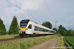 Eurobahn: ET 7.01, Breyell (D) (Alexandre Zanello) Tags: eurobahn flirt stadler rail stadlerrail rb regionalbahn venlo düsseldorfhbf breyell allemagne germania deutschland germany keolis keolisdeutschland