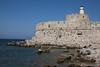 Rhodes : Mandraki (Maillekeule) Tags: grece greece rhodes rodos dodecanese ile isle tour tower st saint nicolas mandraki port harbour aegean