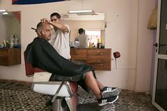 trinidad-12.jpg (BradPerkins) Tags: cuba life urban reallife barbershop trinidad
