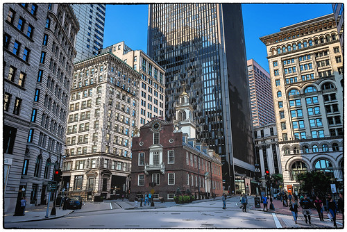 Old State House (Boston MA)