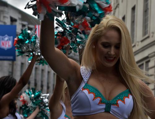 NFL On Regent Street 2017