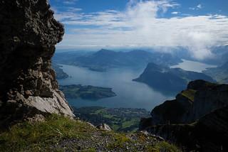 view @Pilatus-Mountain