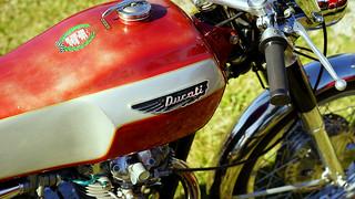 Ducati 250 Mark 3 Desmo