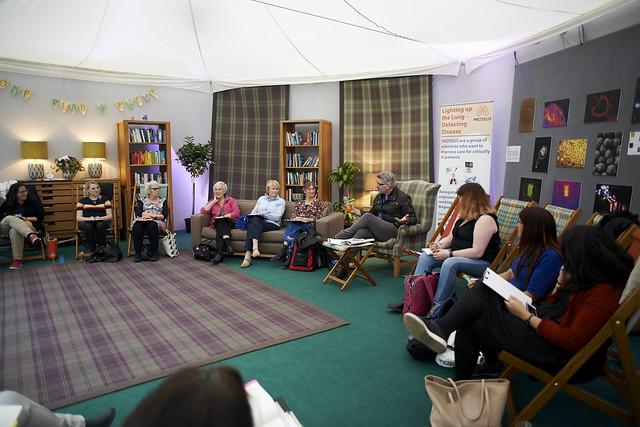 Creative Writing Workshop in The Greenhouse