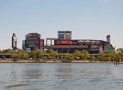 Citi Field Viewed From Flushing Bay; Queens, New York (hogophotoNY) Tags: newyork unitedstates us nikon mlb stadium nikonp900 p900 usa queens queensny queensnewyork newyorkstate hogo hogophoto hogophotony color digital newyorkmets metsbaseball sport sports astoria newyorkus newyorkusa citi citifield