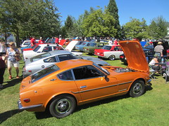 IMG_2718 (vancouverbyte) Tags: vancouver vancouverbc vancouvercity alljapaneseclassic2017 datsun honda nissan