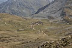 Plaine de Lona (bulbocode909) Tags: valais suisse grimentz plainedelona valdanniviers cabanedesbecsdebosson montagnes nature gouilles lacs méandres vert