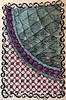 Fanfare - Zentangle - 42 (ronniesz) Tags: handpainted handdrawn visualarts abstractart strings doodles tangles zentangle
