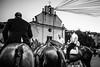 Orgosolo l' Assunta  - #62explore (matta.eu) Tags: orgosolo barbagia biancoenero bn fede processione tradizioni