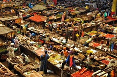 Market in Abijan