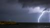 Orage sur la côte Toscane. 10/9/2017 (MarKus Fotos) Tags: livorno livourne italie italia italy storm sturm thunder thunderstorm thunderstrike tempete tuscany toscane temporale tormenta foudre fulmine fulmini eclair éclair éclairs lightning