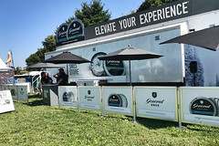 """ELEVATE YOUR EXPERIENCE"" (anokarina) Tags: appleiphone7 brownsborozorn louisville kentucky ky bourbonbeyond musicfestival vendors stalls"