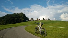 Heuberg (twinni) Tags: winterbike winterradl bergziege 20 mw1504 24092017 bike biketour mtb heuberg salzburg austria österreich flachgau
