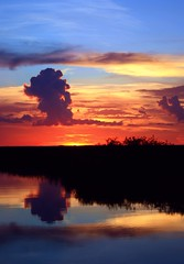 Top Shelf (PelicanPete) Tags: sunset afterglow red glow reflection river cloudscape cloudburst shadow calm serene nature beauty natural hometown florida unitedstates usa floridaeverglades riverofgrass open space colorful angle dramatic composition summer2017 81617 outdoor sky distort southflorida broward coralspringsflorida dusk cloud water heatwaves distortion strong intenseuplight landscapephotography artisticsunsetphotography cloudscapephotography weatherphotography field landscape rain coast shore backlit tryintoreasonwithhurricaneseason rainyseason darkskies skybeautyinthewild dogdaysofsummer topshelf vertical