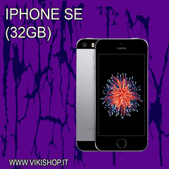 vikishop iphone se 32gb gery (Photo: vikishop italia on Flickr)