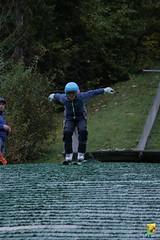 Entrainement saut U12 2e année, U14 et