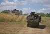 TF War Eagle river crossing in Gyor, Hungary July 3, 2017 (2d Cavalry Regiment) Tags: 2cr strongeurope 1squadron2dcavalryregiment 2dcavalryregiment alwaysready dragoonguardian dragoons europe gyorhungary hungariandefenseforces soldiers stryker troopers usarmy usareur rivercrossing