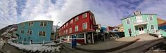 Panorámica de Sewell (rockdrigomunoz) Tags: chile sewell panoramica colores patrimonio edificio