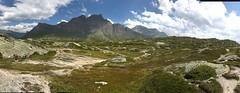 Pizzo Uccello visto dal passo del San Bernardino (CANETTA Brunello) Tags: svizzera grigioni passo pizzo uccello