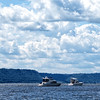At Rest (DewCon) Tags: boat lakepepin clouds
