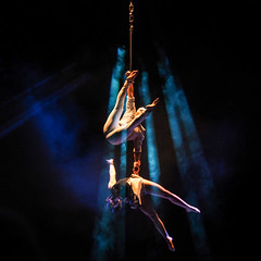 Duo Requiem (real ramona) Tags: circus syrcas circolombia acelere pontio straps cintas aerial